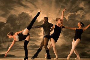Уличные танцы 3D 6351