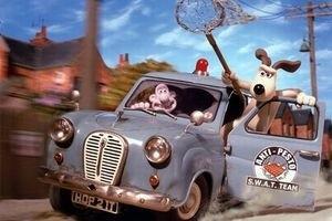 Уоллес и Громит: проклятие кролика-оборотня 391