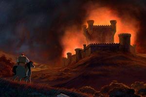 Легенда о Рыцаре 3058