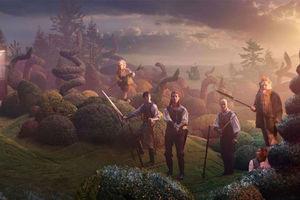 Хроники Нарнии: Покоритель Зари 7717