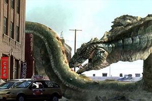 Война динозавров 1858