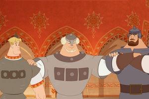 Три богатыря и Шамаханская царица 7914