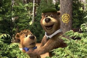 Медведь Йоги 7967