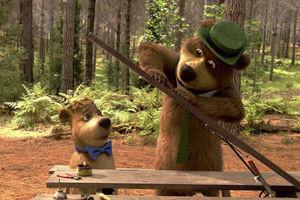 Медведь Йоги 7966