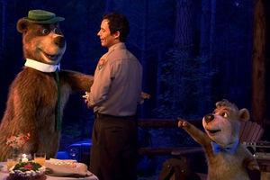 Медведь Йоги 7957
