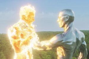Фантастическая четверка: Вторжение Серебряного Серфера 2313