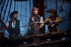 Пираты Карибского моря: На странных берегах 9381