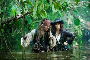 Пираты Карибского моря: На странных берегах 9163