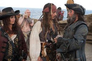 Пираты Карибского моря: На странных берегах 9164