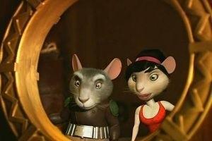 Приключения мышонка Переса 2 9826