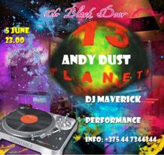 DJ Andy Dust & DJ Maverick