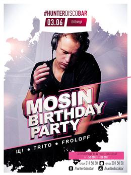 Mosin Birthday Party