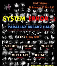 System Error vol.2