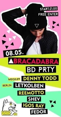Abracadabra BD party