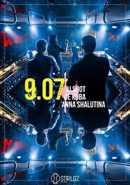 DJ Shot, De Kuba, Anna Shalyutina