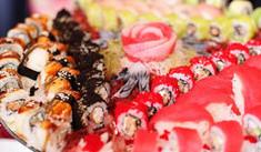 Праздник от Мон шеф-повара японской кухни- Евгения Садовского!