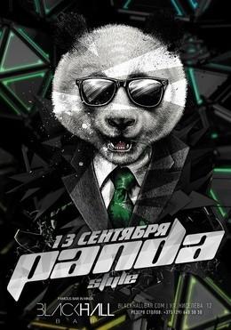 BHB party. Panda style