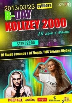 B-day Kolizey 2000