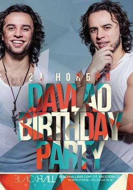 Davlad Birthday Party