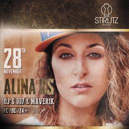 Концерт Alina Os