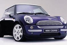 Съезд любителей автомобиля MINI Cooper