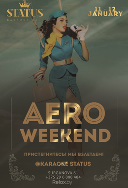 Aero Weekend