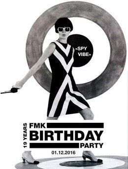 FMK B-Day Party'19