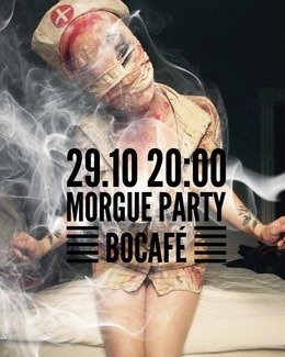 Halloween Morgue Party