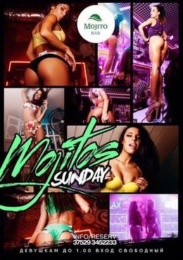 Mojitos Sunday