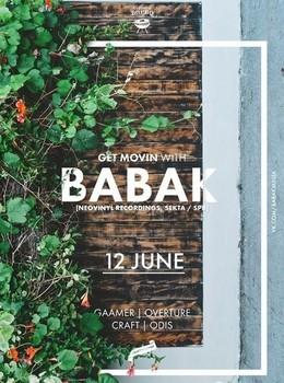 Get Movin' w/ Babak (RU)