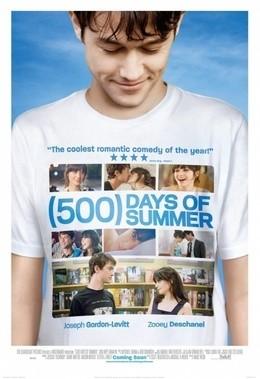 Кинопоказ завтра: «500 Дней Лета»