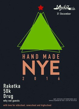 Hand Made New Year