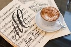 Только в Мон кафе –  каждая пятница – развратница!