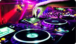 DJ-сет от резидентов Night city