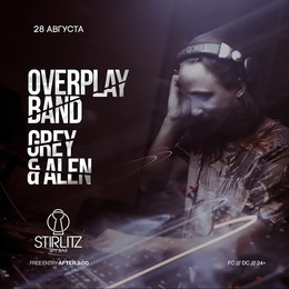 Overplay & Grey & Alen