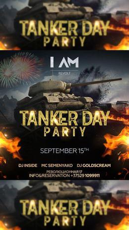 Tanker Day Party