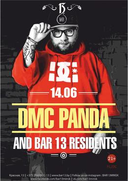 DMC Panda and Bar 13 Residents