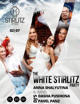 The White Stirlitz Party