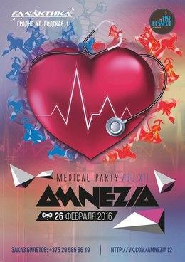 Medical Party: Amnezia 12