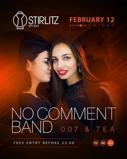 No Comment Band & 007 & Tea