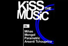 Kiss the music