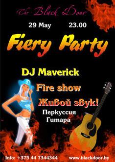 Fiery Party