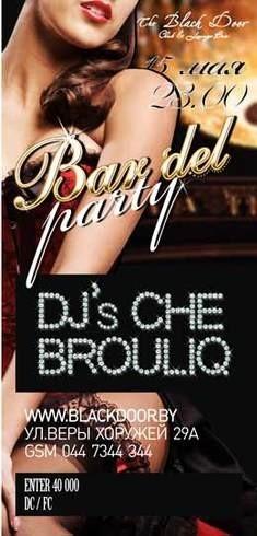BAR'del  Party