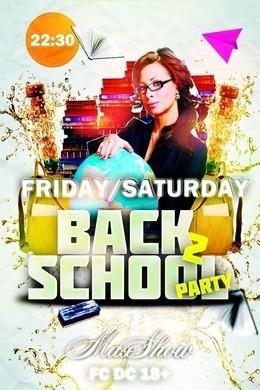Back2School Party