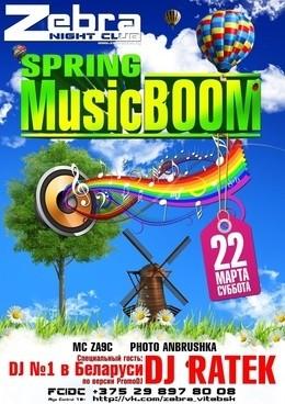 SPRING-MusicBOOM