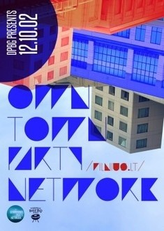 Downtown Party Network (Vilnius, LT)