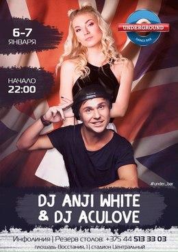 DJ Aculove & DJ Anji White