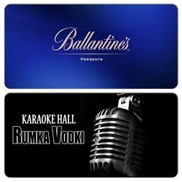 Ballantines-party