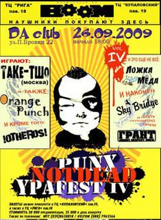 Punxnotdeadypa Fest IV