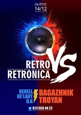 Retro vs Retronica